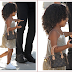Lol North West steps out in $1000 Louis Vuitton bag in New York