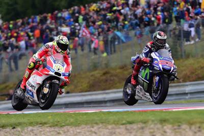 Lorenzo: Dengan Ducati, Saya Bisa Kuat di Balapan Hujan