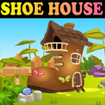 Games4King Shoe House Escape