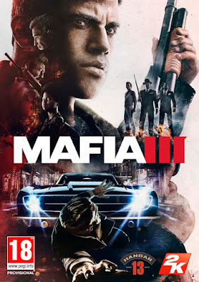 Mafia III Digital Deluxe Edition PT-BR + CRACK PC Torrent (2016)