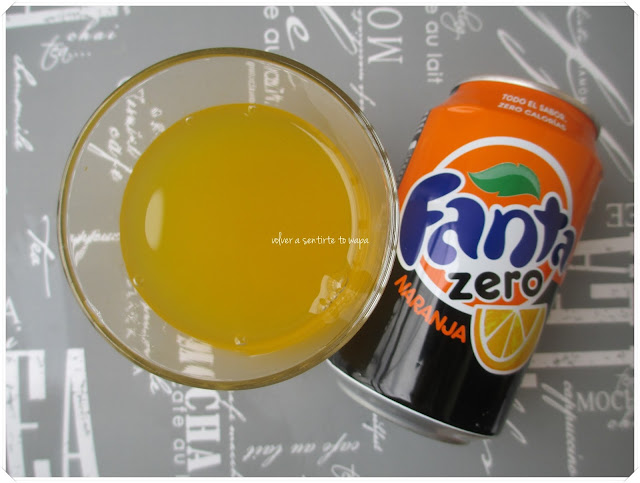 Fanta Naranja ZERO - NO nos has convencido