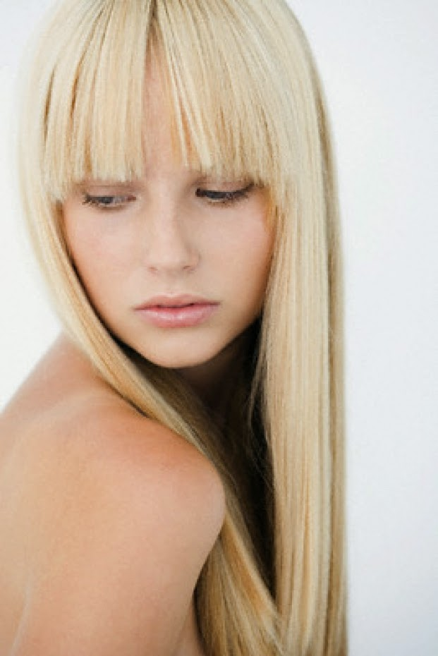 Blond Hair Lala Rudge}