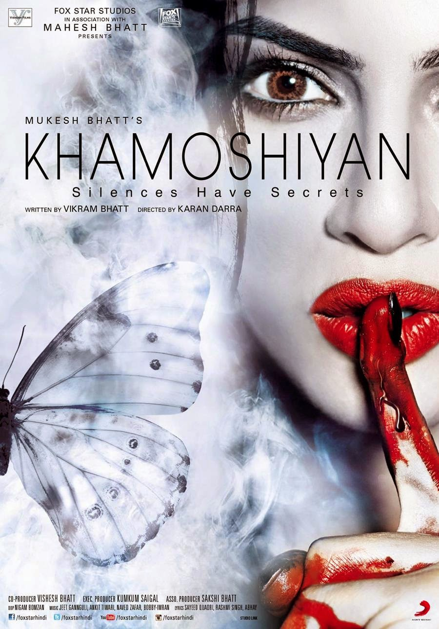 Khamoshiyan (2015) XVID 1CD DVDSCR RIP-MP3 2 0-TEAM TELLY