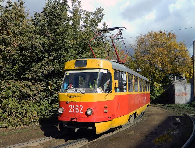 Уфимцы недовольны идеей проложить новую трамвайную ветку