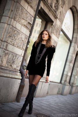Fashion All About Black Leather Boots