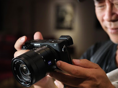 Sony Alpha A6500 thoi dai mirrorless dung ve A6500
