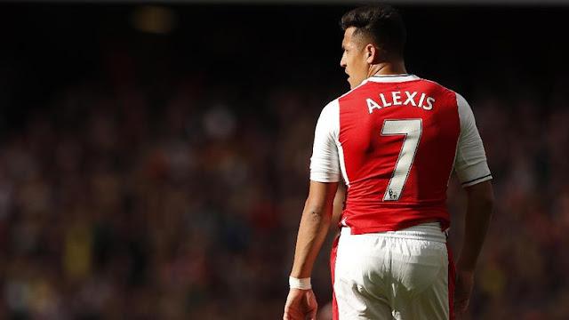 Conte Enggan Membahas Rumor Sanchez ke Chelsea