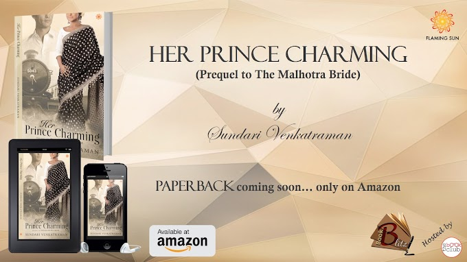Book Blitz: Her Prince Charming by Sundari Venkatraman