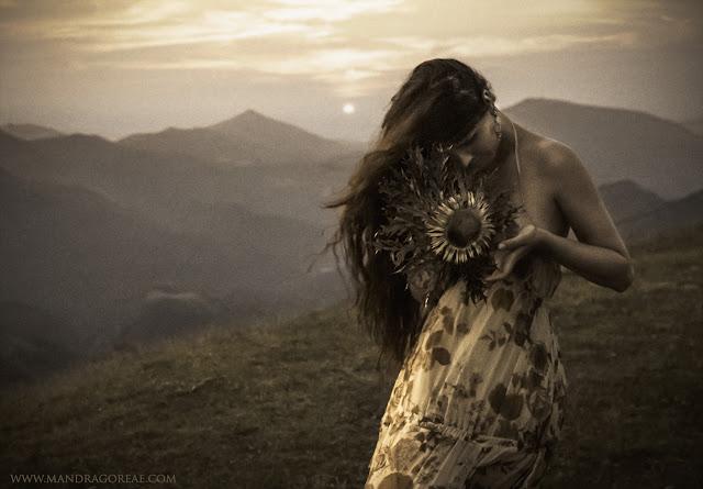 Mandragoreae Victoria Francés Pagan Sabbath Litha Midsummer Summer Solstice