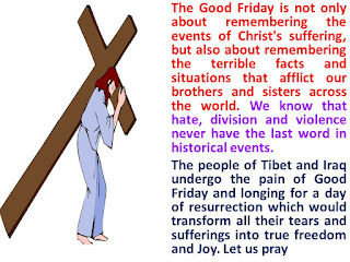 Good Friday Facts