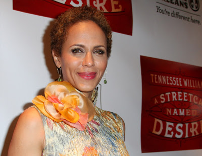 Exclusive!- Nicole Ari Parker's Natural Hair Story ...