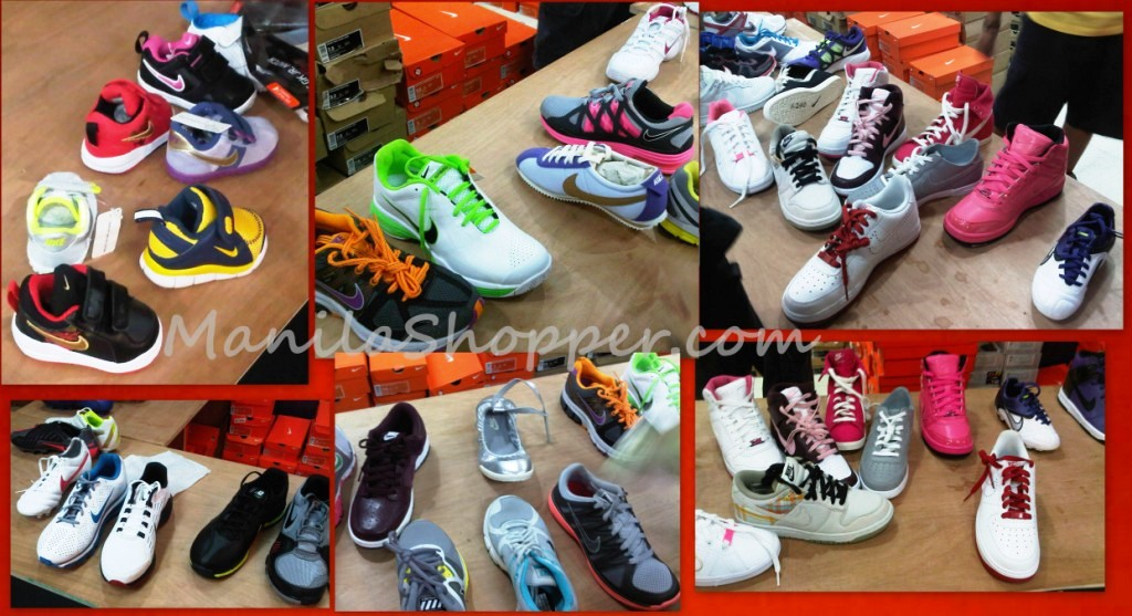 Greenhills Shopping Center Nike Shoes Price