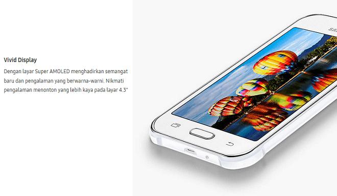 Root Samsung Galaxy J1 ACE (SM-J110L dan SM-J110G)