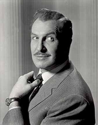 Young Vincent Price | Matthew's Island of Misfit Toys |Vincent Price