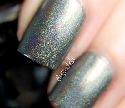 Octopus Party Nail Lacquer Antiquated