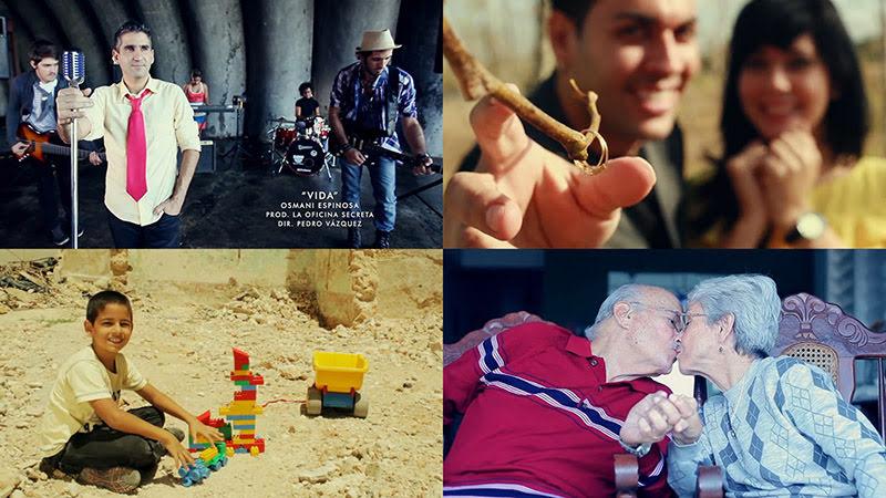 Osmani Espinosa - ¨Vida¨ - Videoclip - Dirección: Pedro Vázquez. Portal Del Vídeo Clip Cubano