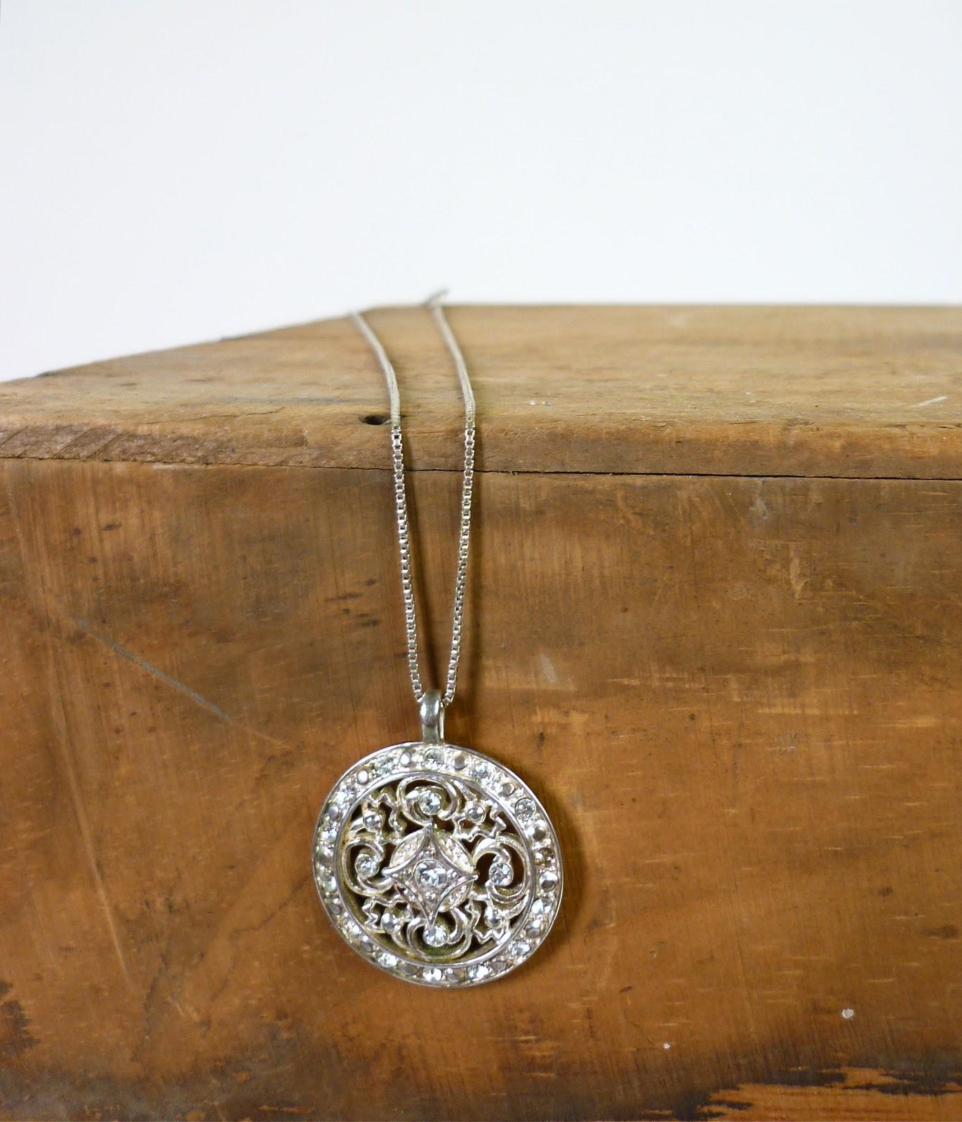 Jessjamesjake Authentic Vintage Estate Jewelry 925 Cw Italy