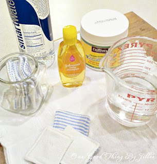 Cara Membuat Pembersih Make Up Alami