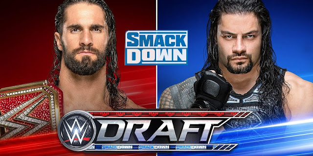 WWE SmackDown Draft Results (10/11) - Las Vegas, NV