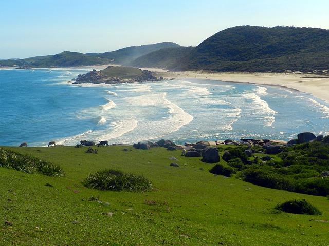 As 5 melhores praias de Santa Catarina