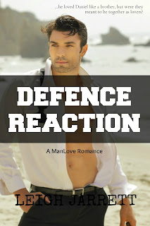 Defence Reaction by Leigh Jarrett