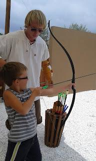 Archery in Cyprus