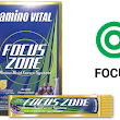 Go Time Golf - Review: Focus Zone by Amino Vital