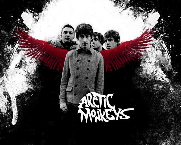 Photoshop Background Tutorials Arctic Monkeys Photoshop Wallpaper Tutorial