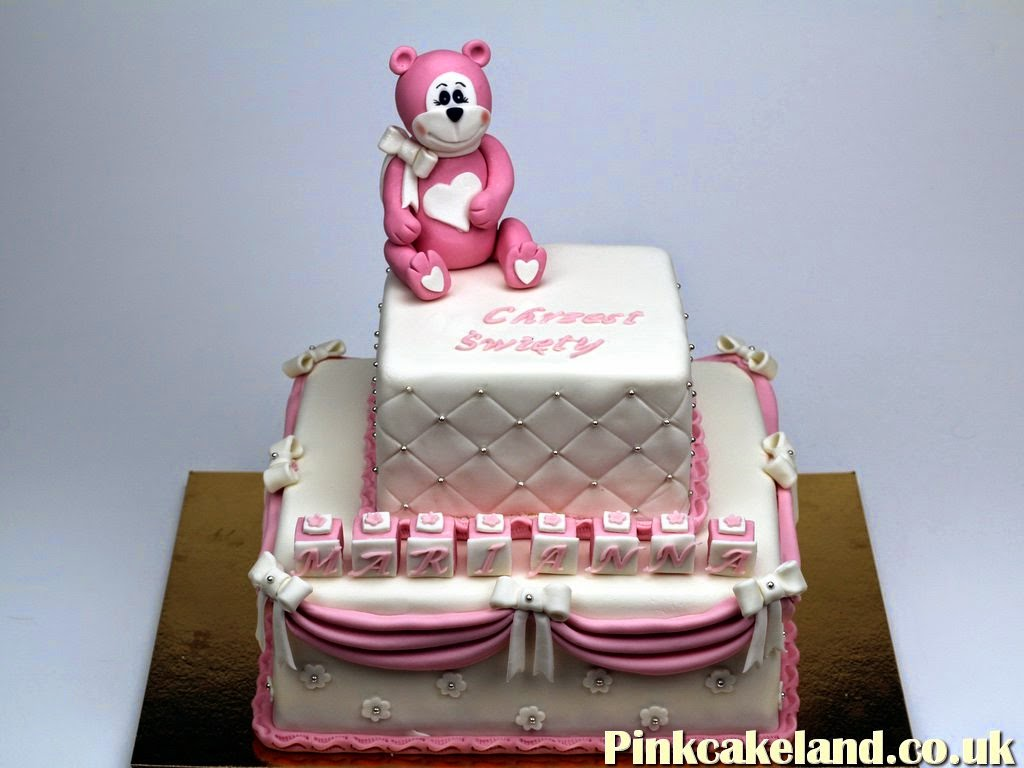 Best Christening Cakes in Richmond LOndon