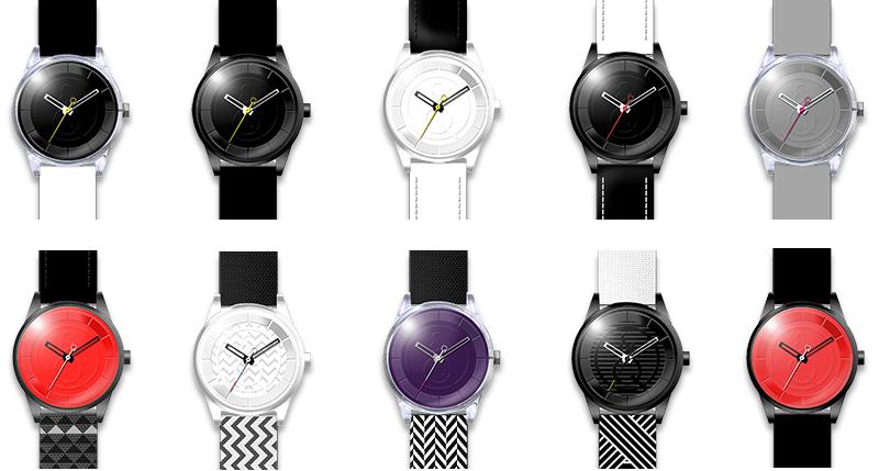 q&q smile solar watch l zegarki l minimalizm l minimalistyczne