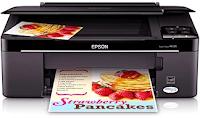 Epson NX125 Resetter Printer
