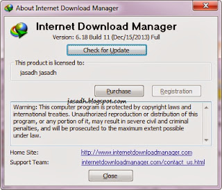 Download IDM 6.18 Plus Pacth