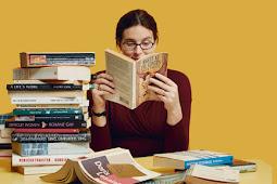 Tips Membaca Sehari Satu Buku