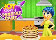 Inside Out Joy Cooking Pancake juego