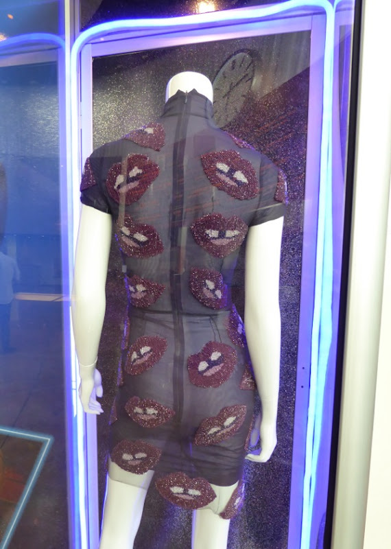 Neon Demon film dress