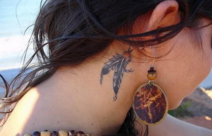 50 Tatuajes En El Cuello Para Chicos Y Chicas Belagoria La Web