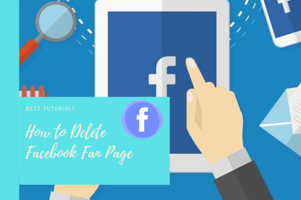 How To Delete My Page On Facebook<br/>