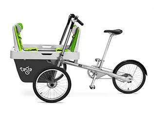 Sepeda Masa Depan Taga 2.0