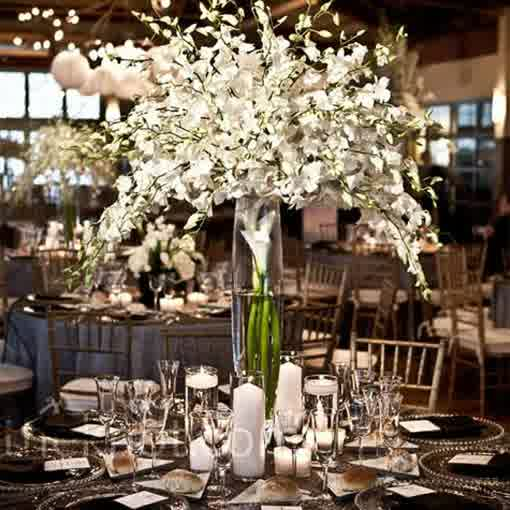 Tall Vases For Cheap Wedding Centerpieces Ideas