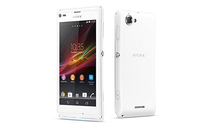 Cara Flashing Sony Xperia L C2105 Bootloop / Mati total