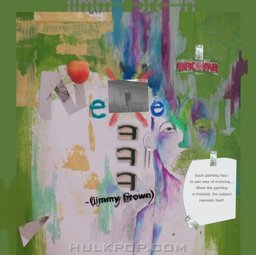 Jimmy Brown – Jimmy Brown – EP