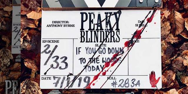 Peaky Blinders, 5ª Temporada, detalles