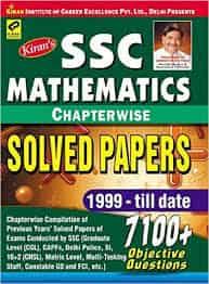Kiran Math Chapterwise