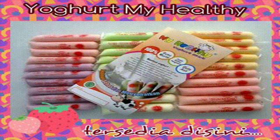 My Healthy Yoghurt Stick - INFORMASI KESEHATAN   MARKETING ...