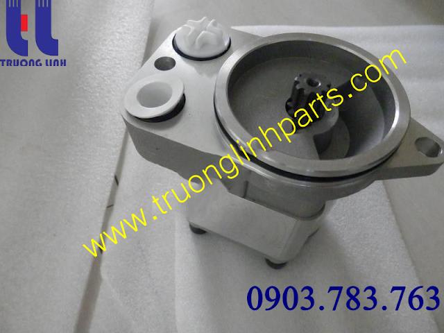 Bơm khiển của bộ ruột bơm A8VO55, A8VO80, A8VO107 Rexroth- Uchida