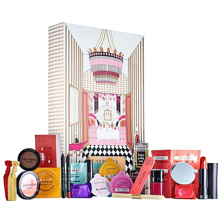 Beauty Advent Calendars 2016 Sephora