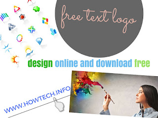 create logo free online and download