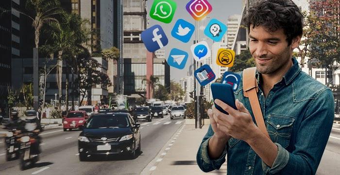 TIM lança pacote adicional que deixa Instagram, Twitter e Facebook ilimitados