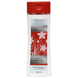 Shampoo de pequi cabelos tintos 350 ml.