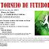 Torneio de futebol será realizado no Ponto de Mairi